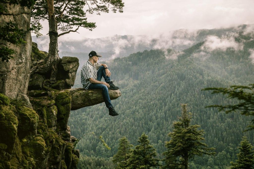 Wanderungen mit Übungen und Meditation zur Achtsamkeit im Schwarzwald